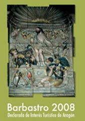 Boletín Semana Santa Barbastro 2008 portada