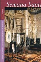 Boletín Semana Santa Barbastro 2012 portada