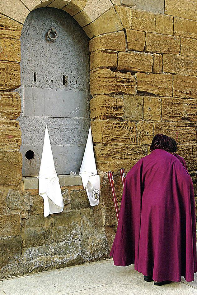 Cofradía de Jesús atado a la Columna
