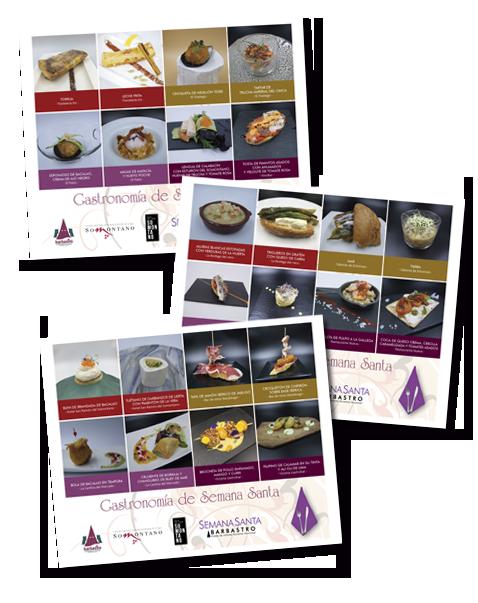 Gastronomía - tapas