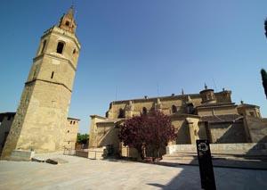 Lugares de Interés - Conjunto Catedralicio