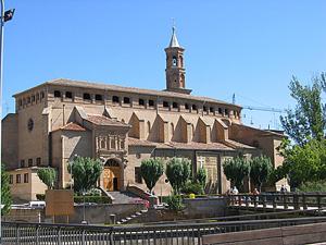 Lugares de Interés - Iglesia Parroquial de San Francisco