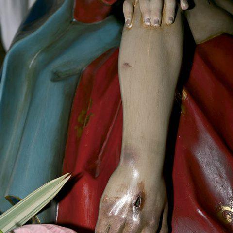 La Piedad - Semana Santa Barbastro