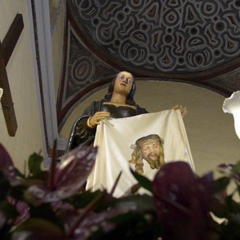 La Verónica - Semana Santa Barbastro