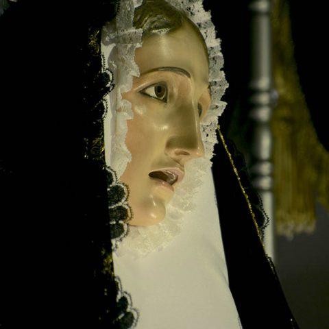 Nuestra Señora de la Soledad - Semana Santa Barbastro