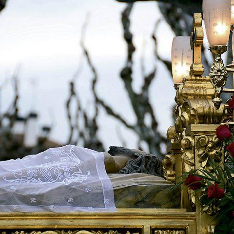 Santo Sepulcro de Nuestro Señor Jesucristo - Semana Santa Barbastro