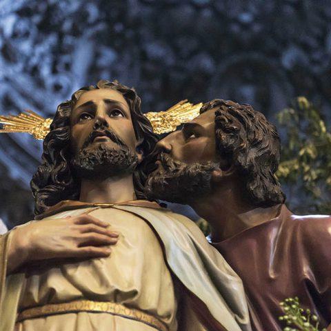 El Prendimiento de Jesús - Semana Santa Barbastro