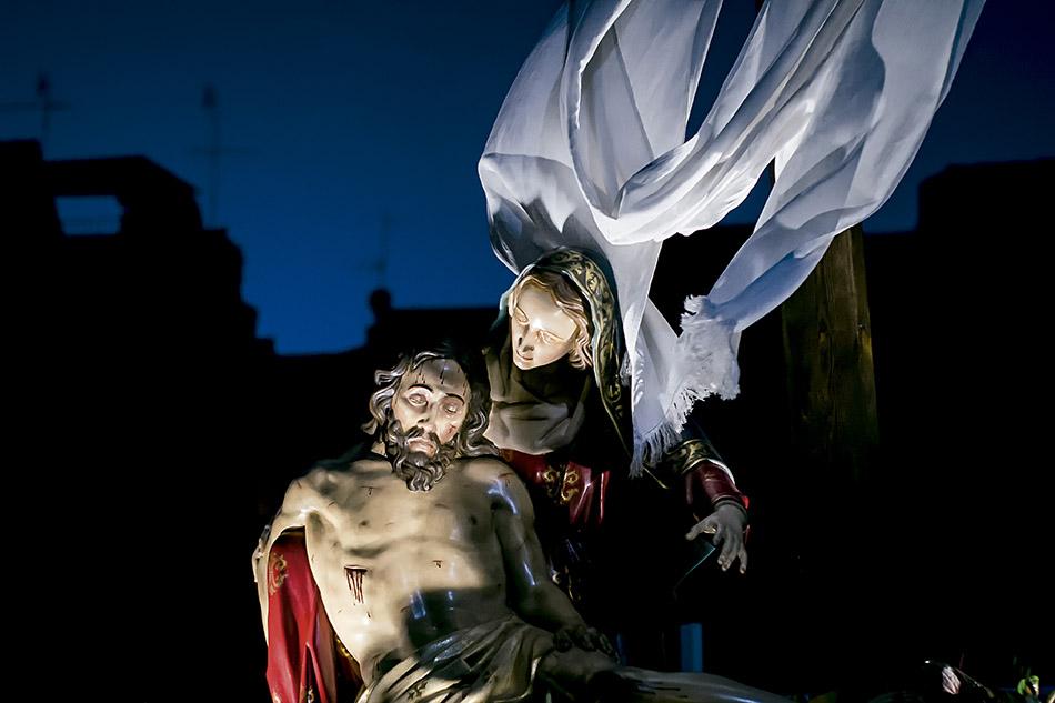 Procesión de las Lágrimas de María