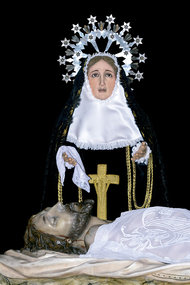 Procesión del Vía Crucis
