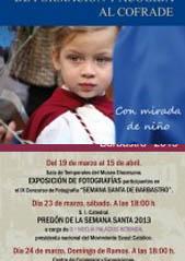 Programa Semana Santa Barbastro 2013 portada