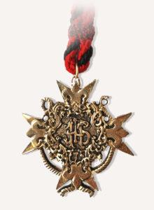 Medalla Cofradía del Descendimiento