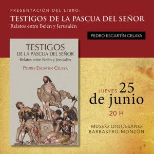 Presentación libro Pedro Escartín