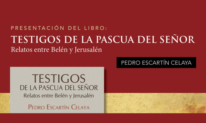 Presentación libro Pedro Escartín Titular