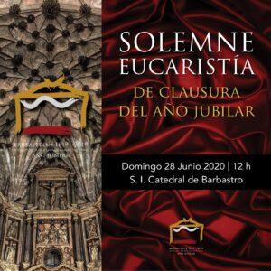 Solemne Eucaristía de Clausura del Año Jubilar