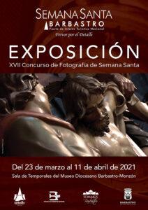 Cartel Exposición XVII Concurso de Fotografía de Semana Santa