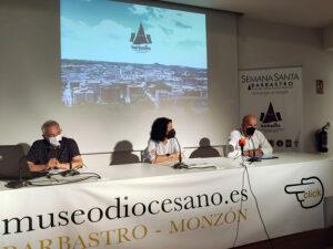 Presentación del VIII Congreso Nacional de Cofradías y Hermandades